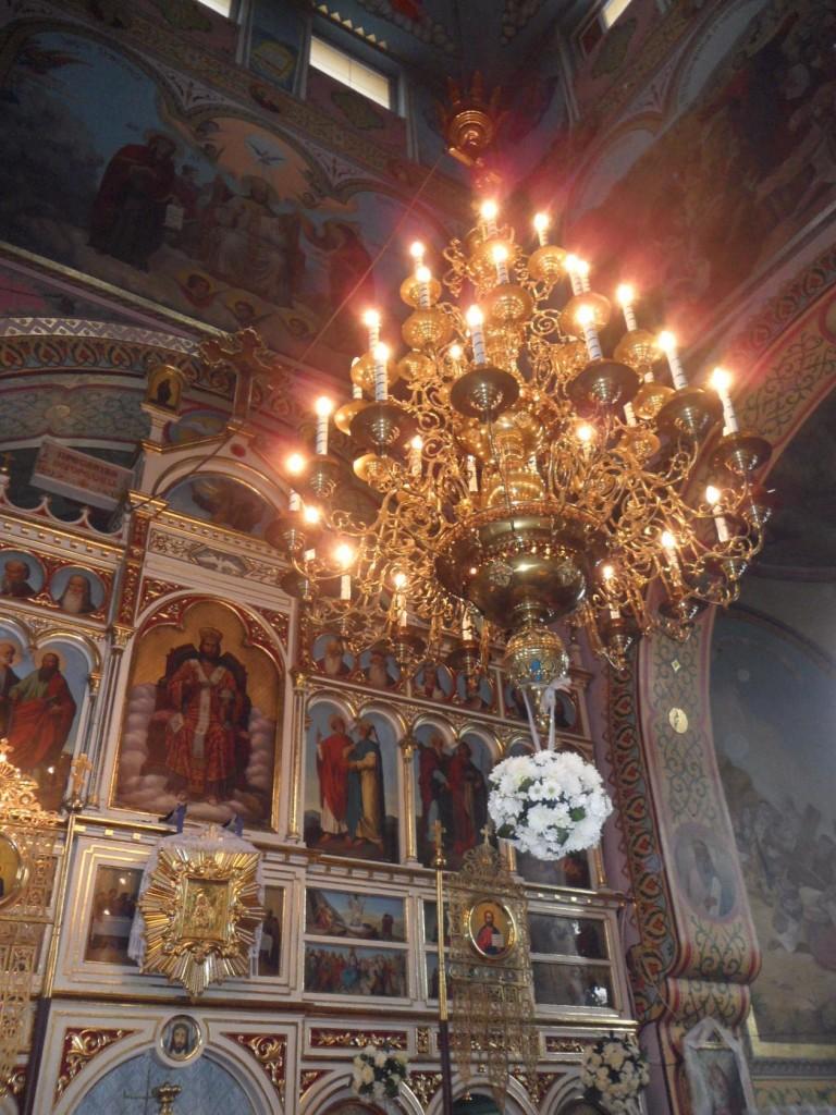 Cвяткова Літургія в день престольного свята