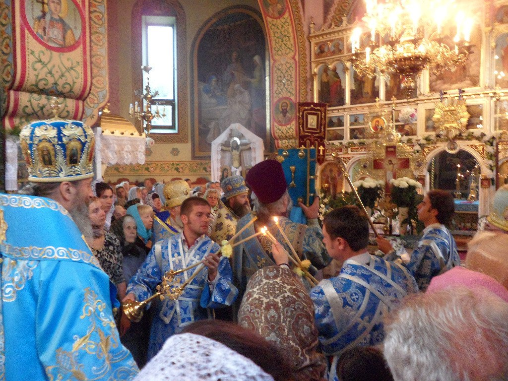100 річчя храму вересень 2012 р.