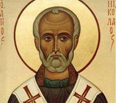 Святкування свята св. Миколая Мирлікійского Чудотворця